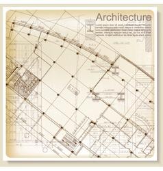 Architecture plans vector