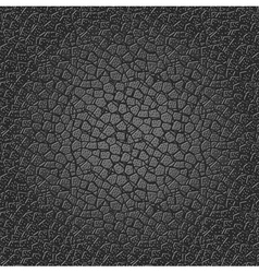 Leather seamless background vector
