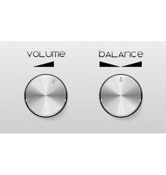 Controls for volume vector