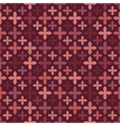 Fashion marsala seamless pattern endless vector