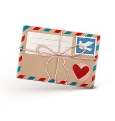 Retro envelope vector