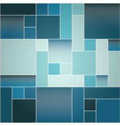 Modern flat design background vector