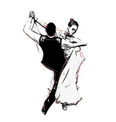 Latino dance vector