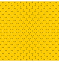 Abstract hexagon pattern vector