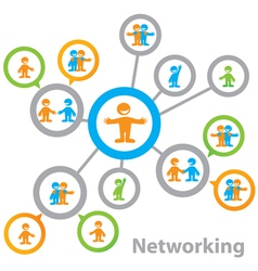 Networking vector