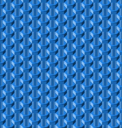 Steel nut pattern vector