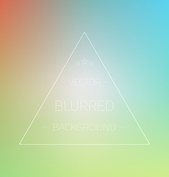 Abstract gradient mesh blurred passion background vector