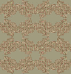 An abstract seamless pattern vector