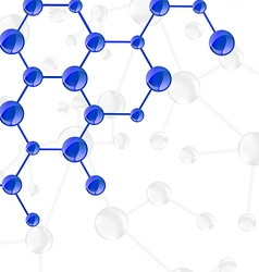Molecular structures chain vector