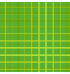 Green and yellow checkerboard abstract background vector