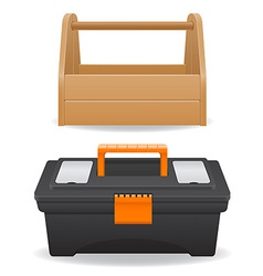 Tool box 03 vector