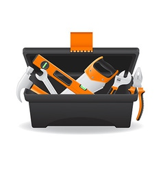 Tool box 05 vector