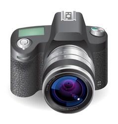 Icon for slr camera vector