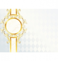 Wedding banner vector