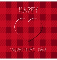 Bright valentine s day background poster and card vector