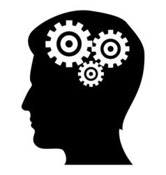 Mechanics of human mind vector