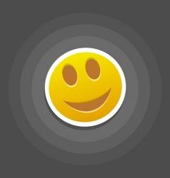 Smile emotion vector