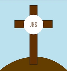 Catholic religion vector
