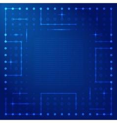 Computer processor frame vector