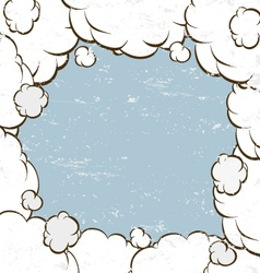 Clouds backgrounds vector