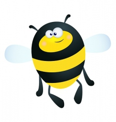 Bumble bee vector
