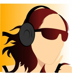 Music enjoy vector
