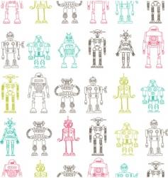 Robot6 vector