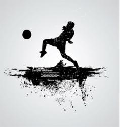 Sportsman vector