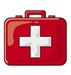 First aid vector