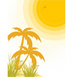 Tropical heat vector