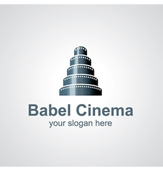 Babel cinema vector