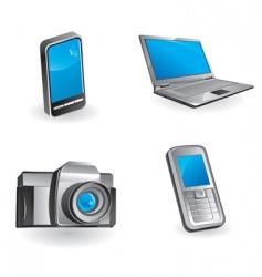 Multimedia communication vector