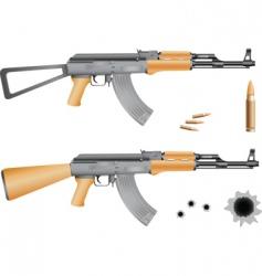 Ak47 vector