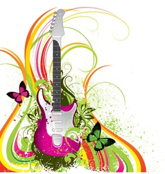 Musical composition vector