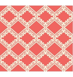 Seamless gentle lace background vector
