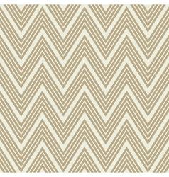 Seamless chevron pattern in retro style vector