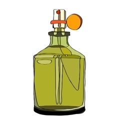 Fragrance for men vector
