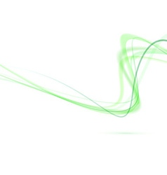 Abstract swoosh bright lines background vector
