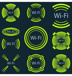 Wireless communication vector