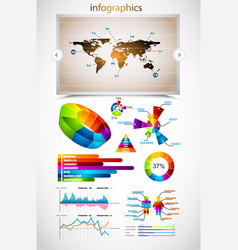 Modern search banners vector