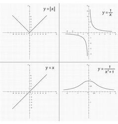 Mathematics functions on the grid vector