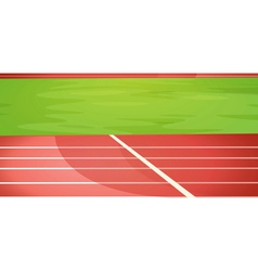 Track lanes vector