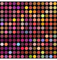 Seamless mosaic pattern 5 vector