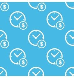 Blue expensive time pattern vector