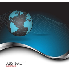 Abstract bussines background vector