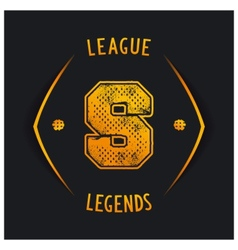 League legends vector