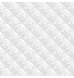 Geometric white pattern vector