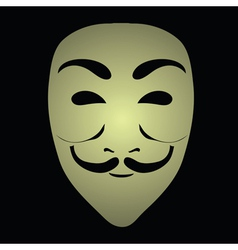 Anonymous mask vector