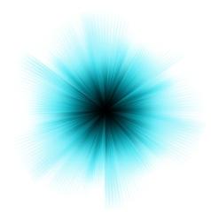 Abstract burst on white easy edit eps 8 vector