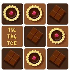 Chocolatetart vector